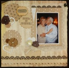 mom & herb - Scrapbook.com