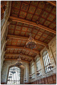 Law School Library - University of Michigan, via Flickr.