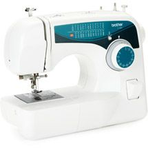 Brother 25-Stitch Free-Arm Sewing Machine, XL-2600i