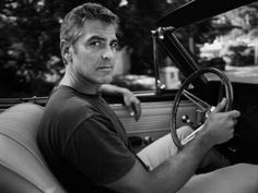 George Clooney Born on: May 1961 Sexy because: he is undoubtedly the hottest 50 year old there ever will be. It's not just about the good looks … George Clooney, Amal Clooney, Beautiful Men, Beautiful People, Hello Beautiful, Clive Owen, Streaming Hd, Actrices Hollywood, James Franco