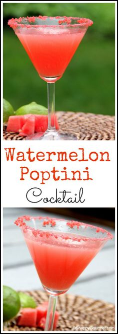 Watermelon Poptini C