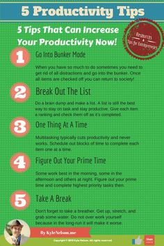 5 productivity tips for entrepreneurs Kyle gives some great ideas for productivity. Internet Marketing, Online Marketing, Business Marketing, Home Based Business, Business Tips, Entrepreneur, Web Design, Self Discipline, Time Management Tips