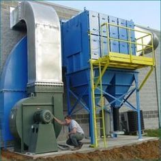 Dynavac® manufactures a wide range of dust collectors to match your site specific requirements. We have both bag house filter as well as cartridge filter dust collectors. We have the very large reverse pulse jet bag house machines which are designed to collect large volumes of dust but also manufacture portable dust collectors for individual production machines.