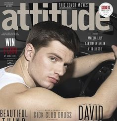 EastEnders' actor David Witts: People think I'm gay because I'm nicer than the character I play