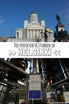 Die perfekten 48 Stunden in Helsinki! #Helsinki #Finnland #Städtereise #Tipps #Citytrip #Kurztrip www.gindeslebens.com Travel Around The World, Around The Worlds, Travel Guides, Travel Tips, Visit Helsinki, Reisen In Europa, Rome Italy, South America, Croatia
