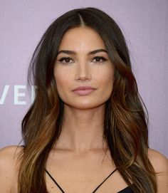 Lily Aldridge | 24 Celebrities Who Have Perfected The Ombre Hair Color