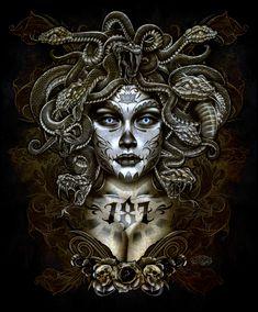22 Medusa Artworks Collection                                                                                                                                                                                 Mais
