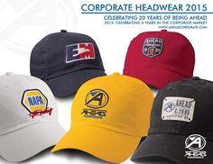 Corporate Headwear by AHEAD Sports d34fb107dee