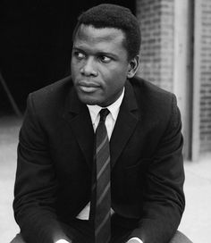 Happy 88th Birthday to one of Hollywood's finest actors, Sir Sidney Poitier! 20/02/1927