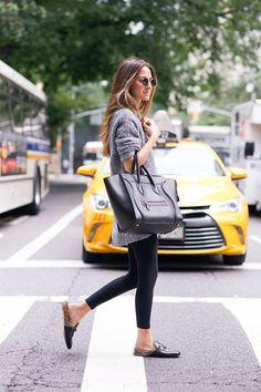 Mizhattan - Sensible living with style: Fall's Must-Have Shoes II: Gucci Princetown