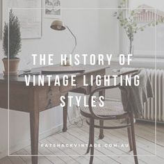 The History of Vintage Lighting Styles – Read now! - Ellen's Home Page Country Decor, Farmhouse Decor, Rustic Decor, Modern Farmhouse, Art Deco, Coastal Living Rooms, Modern Rustic Interiors, Deco Interiors, Fashion Lighting