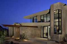Western Window Systems - Featured Project - Carefree - Arizona