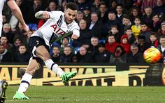 Crystal Palace 1 Tottenham 3 match report: Dele Alli scores goal of the season contender to seal victory