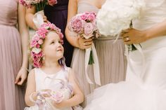 Brianna + Aaron Photo By Aly Carroll Photography flower crown by Shelly Sarver Designs