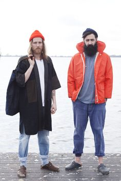 bondi hipsters … er portland, MAINE hipsters. yike