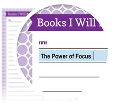 Books to Read Checklist - Use this checklist to write down all of the books you plan to read in the future. Keep track of  book recommendations from your mentors, friends, and family too! Download here: https://www.alejandra.tv/shop/printable-home-organizing-checklists/alejandra_product/books-to-read-checklist/?utm_source=Pinterest&utm_medium=Pin&utm_content=Checklistk&utm_campaign=Pin