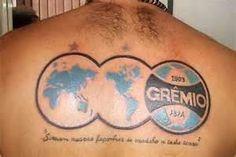 Tattoo Gremio Tatuagem Escudo Do Grêmio