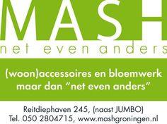 Mash in Groningen, Groningen Four Square, Logos, Logo
