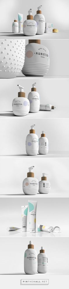 Agnotis Baby Care designed with toys in mind by dolphins communication design - http://www.packagingoftheworld.com/2017/05/agnotis-baby-care.html
