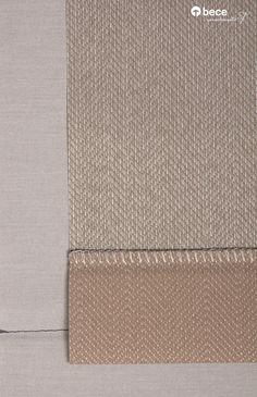 #rolgordijn #stiksel #detail #bece #raamdecoratie #stijlvol #wonen #inspiratie www.bece.nl