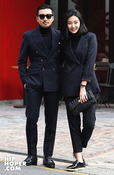 HIPHOPER - couple look