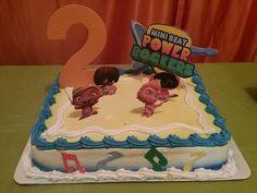 Biscocho de Mini Beat Power Rockers Ideas Para Fiestas, Fiesta Party, Memes, Kids Part, Fiestas, Birthday Numbers, Baby Birthday, Sweets, Ideas Party
