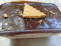 Όταν ήμουν παιδάκι και έβλεπα το πρώτο μπισκοτόγλυκο στο ψυγείο, η χαρά μου ήταν απερίγραπτη. Όχι τόσο για το γλυκό, αλλά για το τέλος του σχολείου και την αρχή των διακοπών!!!        ΜΠΙΣΚΟΤΟΓΛΥΚΟ ΔΙΧΡΩΜΟ    2 πακέτα Πτι-μπερ σοκολάτα  1 Sweet Corner, Greek Recipes, Food Art, Biscuits, Sweet Tooth, Deserts, Food And Drink, Pudding, Sweets