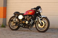 XJ550 ... a classic