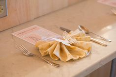 Unique table setting #partydecor #design #partyinspiration #napkinfold #butterflyparty #event