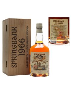 Springbank 1966 / Local Barley / Cask #500 Scotch Whisky : The Whisky Exchange