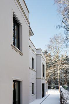 Wohnhaus mit 5 Wohneinheiten, Berlin Grunewald