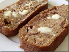 Feijoa loaf. To die for, mmm. A fruit that grows readily in New Zealand.