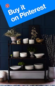 Shop our home decor picks! Reinvent your living space with buyable Pins that fit…