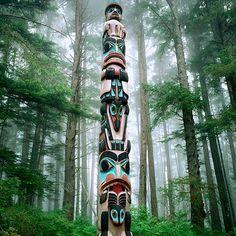 #Wonderful place!#I love them!# Sitka, Alaska~ Discovery Totum Trail