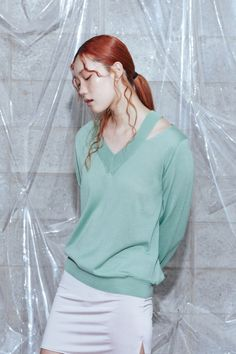 d37bf80a95 Kim Min Jung by Hwang Un Ha for Fayewoo Lookbook Editorial Hair