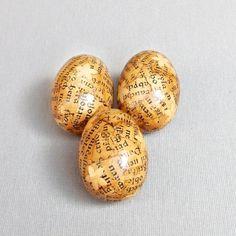 velikonoční vajíčka antik tisk Easter, Food, Easter Activities, Essen, Meals, Yemek, Eten
