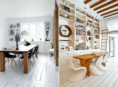 Beautiful+White+Wood+Finishes
