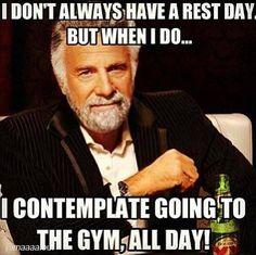 YESSSSSS I DO!!! Gym humor Fitness motivation inspiration fitspo crossfit running workout exercise