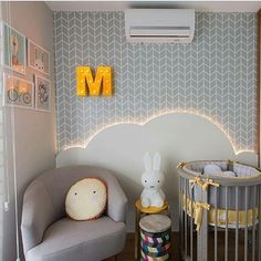 Perfect personal room decoration for you baby!