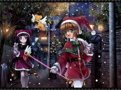 Cardcaptor Sakura - Sakura and Tomoyo Syaoran, Cardcaptor Sakura, Sakura Sakura, Kawaii Disney, Kawaii Anime, Otaku, Wallpaper Animes, Clear Card, Magic Cards
