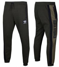 fabbc79dcb4 Men Adidas Tracksuit Bottom Originals Training Jogging Pants Large Medium  Small