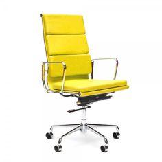 Yellow Desk Chair