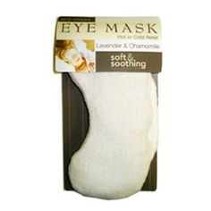 Swissco Stress Relief Eye Mask In Pvc Bag --- http://www.amazon.com/Swissco-Stress-Relief-Eye-Mask/dp/B004BAPLP4/?tag=night0b_20