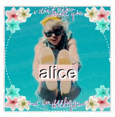 """""""✿ - icon for alice's icon contest - ✿"""" by styleboy ❤ liked on Polyvore"""