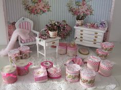 A Fairytale come true, Pink & White