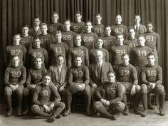 1932 University of Michigan Football Team Michigan Wolverines Football, Football University, Michigan Athletics, Football Team, College Football, Championship Football, Michigan Go Blue, Eastern Michigan University, Go Big Blue