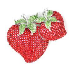 OMYGOD Large double strawberry crystal brooch - 9cm x 7cm by OMyGod, http://www.amazon.co.uk/dp/B0088QZKNK/ref=cm_sw_r_pi_dp_SW6Vqb0WFRVD5