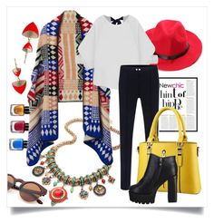 """""""#newchic#"""" by capricat ❤ liked on Polyvore featuring chic, New and newchic"""