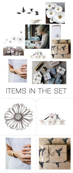 """Paper Obsession"" by catchsomeraes ❤ liked on Polyvore featuring art"