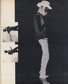 """""goths on acid,"" raygun magazine issue no. Sequence Photography, Art Photography, Fashion Photography, David Sims, Photomontage, Kate Moss, Experimental Photography, Medium Art, New Wave"